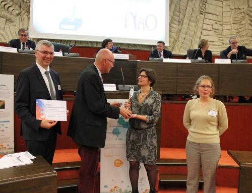 Les laboratoires Nao, récompensés aux Trophées «Chimie Responsable» 2016
