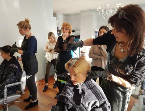 Accompagnement Technique Linka pour les professionnels de la coiffure