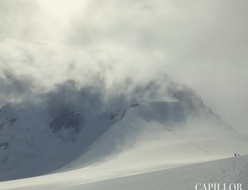 Célie TROUSSARD à la conquête du Mont Blanc
